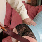 Free Spanking Picture