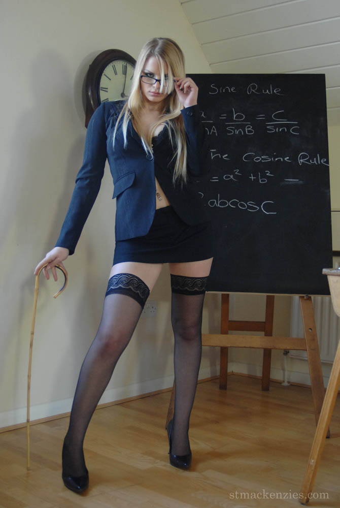 Strict Miss Elise