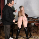 PIXIE AUDITION & CANING