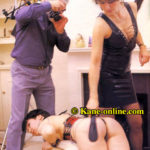 Paula Meadows spanked and caned