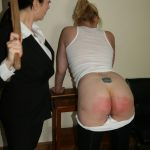 Borstal Girls Punishment Spanking and Strappings